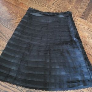BCBG Formal, Black Skirt